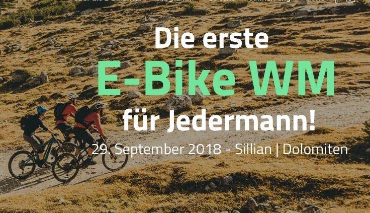 e-Bike Weltmeisterschaft