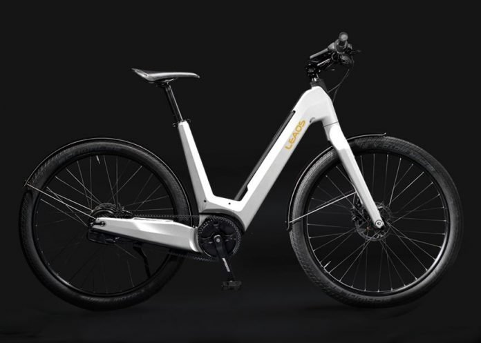 2018 Leaos e-Bike Weiß