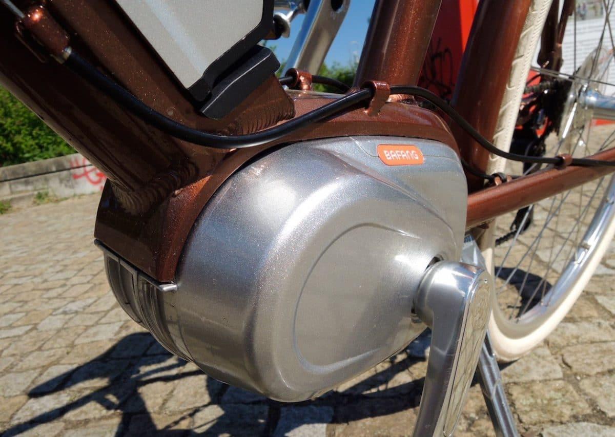 Bafang Mittelmotor e-Bike