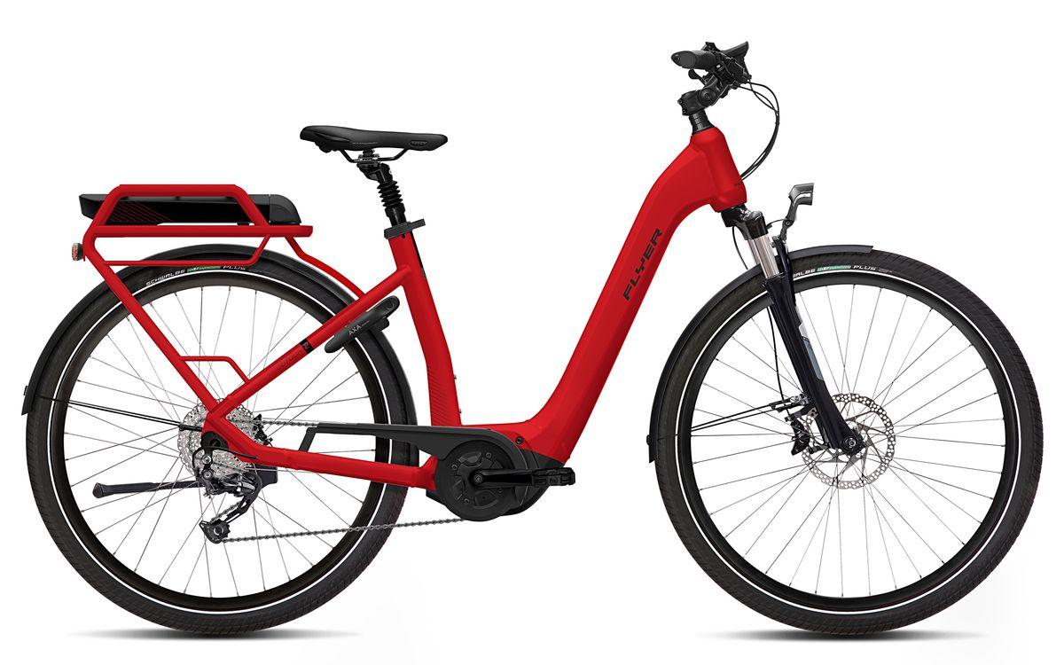 FLYER_E-Bikes_Gotour2_Tiefeinsteigerrahmen_classicred