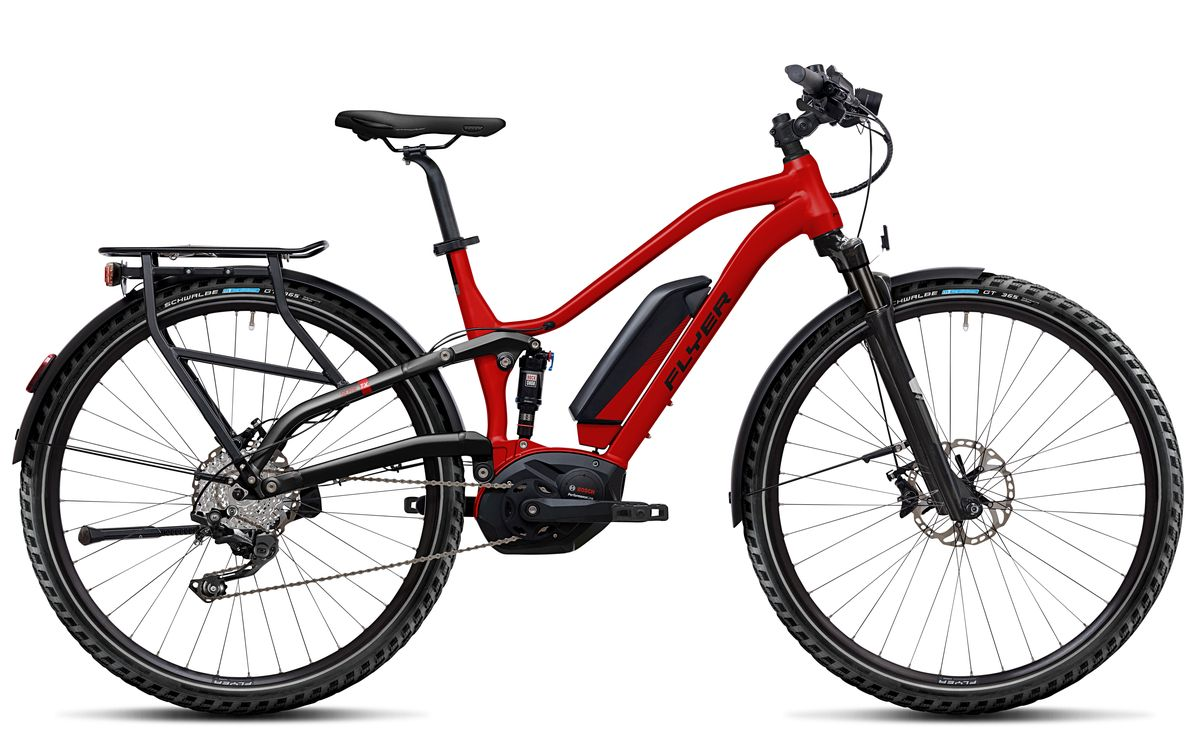 FLYER_E-Bikes_TX-Serie_Fullsuspension_classicred