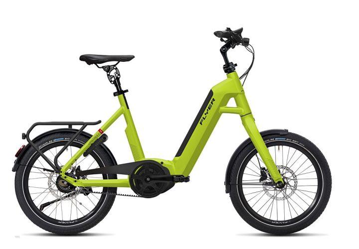FLYER_E-Bikes_Upstreet1_Tiefeinsteigerrahmen_limegreen