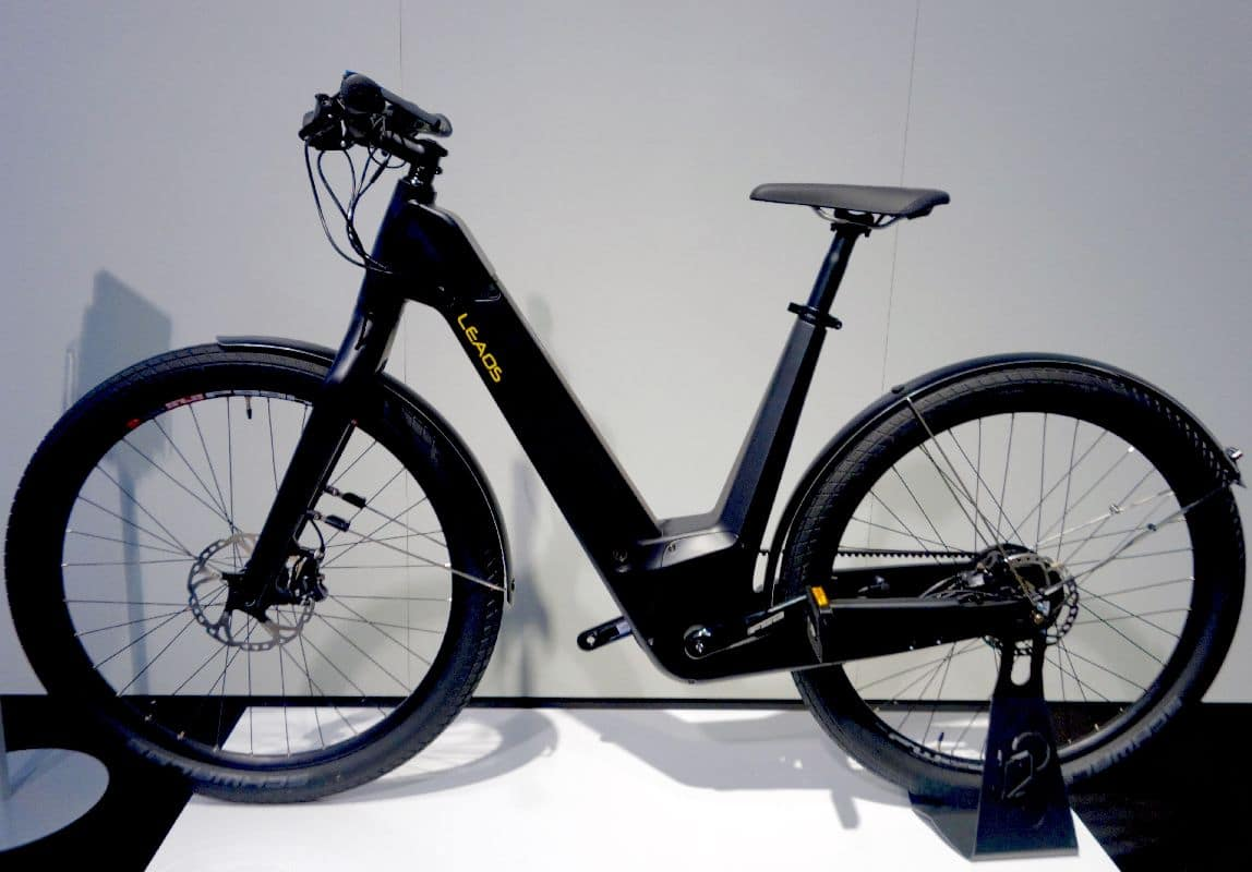 LEAOS Pure e-Bike