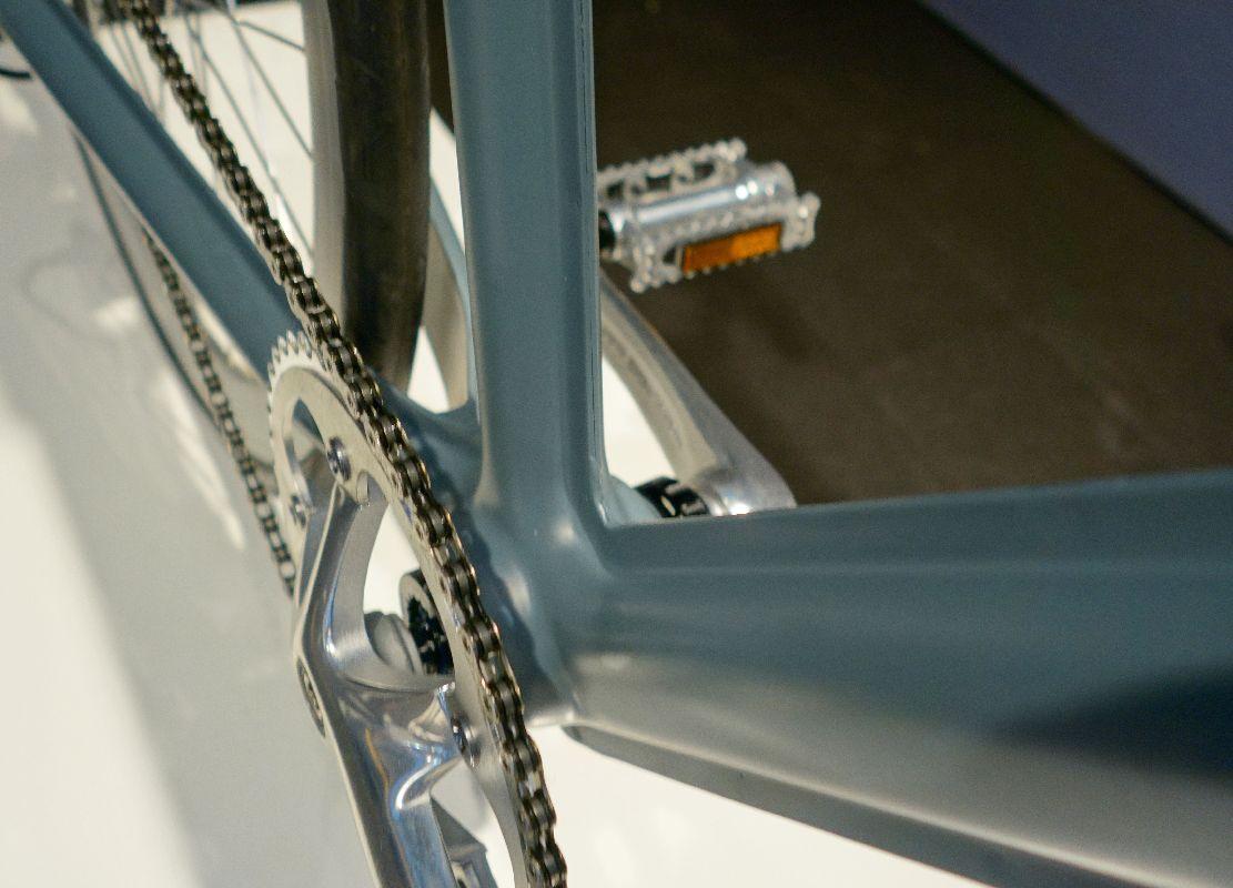 Rahmendreieck im Pressed e-Bike