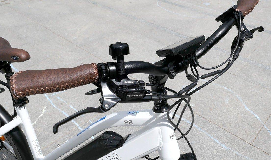 ncm milano plus test tiefeinsteiger e bike mit hoher. Black Bedroom Furniture Sets. Home Design Ideas
