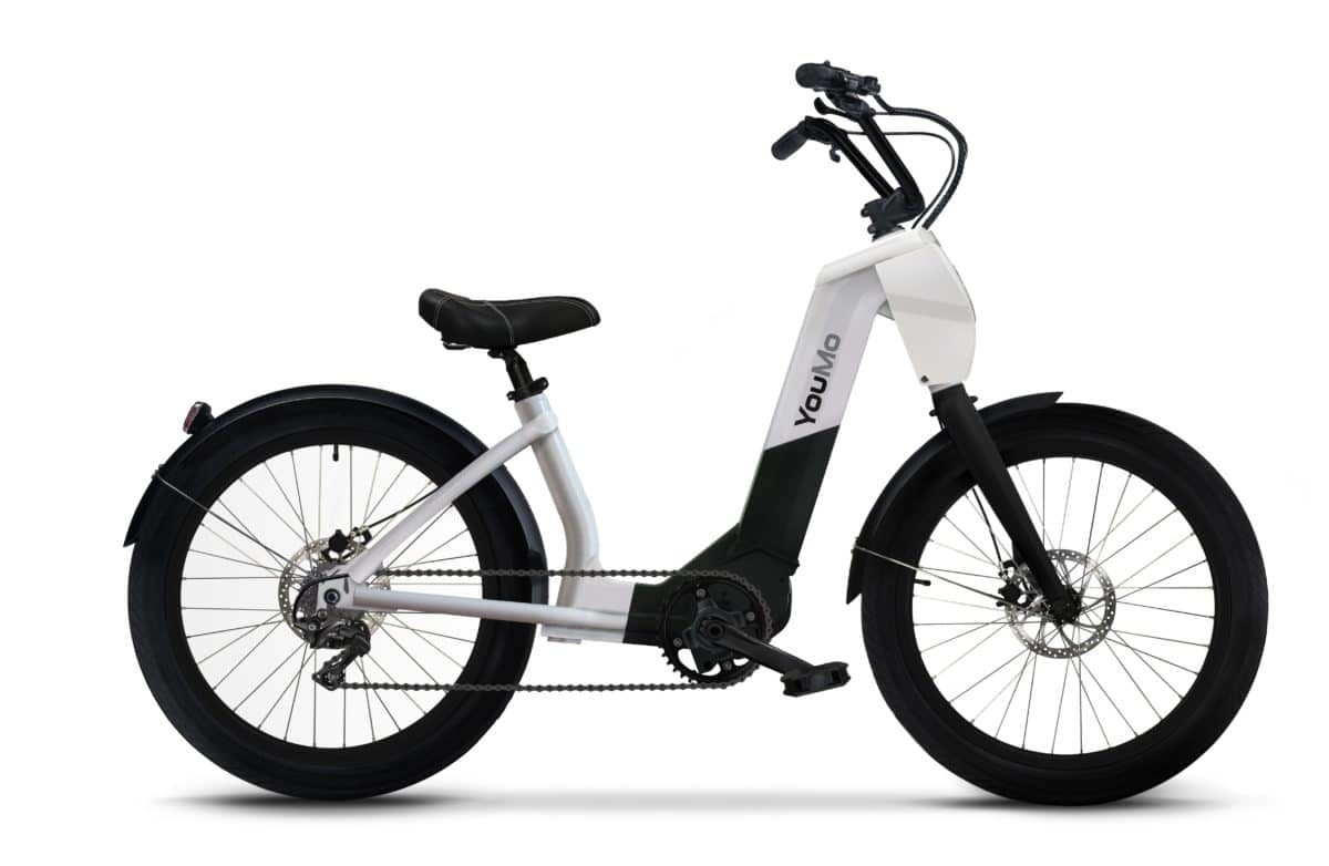 e bike cruiser youmo dt mit shimano mittelmotor. Black Bedroom Furniture Sets. Home Design Ideas
