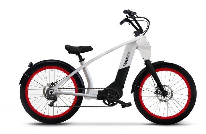 E Bike Cruiser Youmo Dt Mit Shimano Mittelmotor Erleben Ebike Newsde