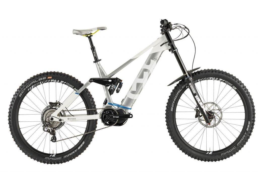 Husqvarna e-Bikes 2019 HQV_EXC9_white-silver_2019
