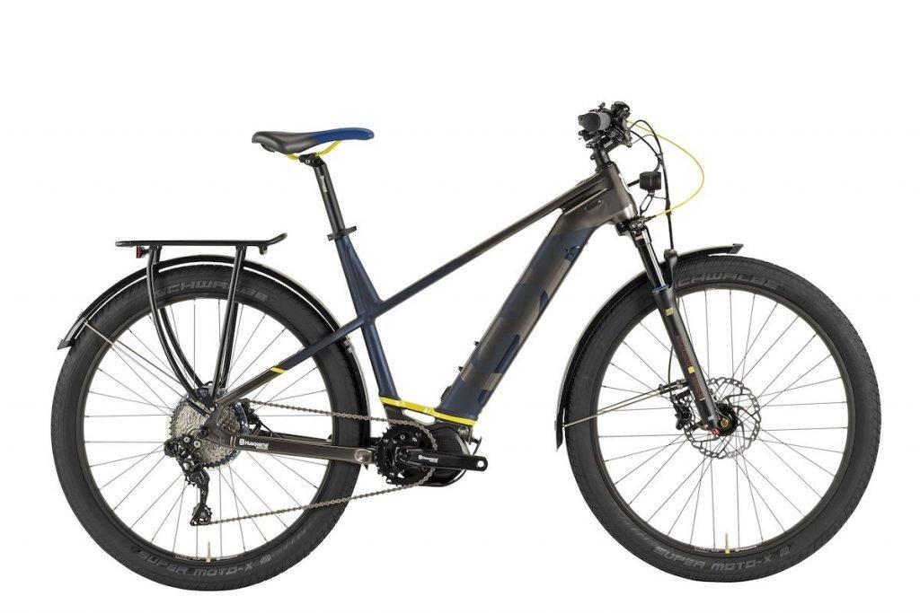 Husqvarna e-Bikes 2019 HQV_GT6_bronze-blue_Herren_2019