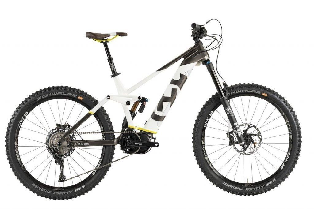 Husqvarna e-Bikes 2019 HQV_HC8_bronze-white_2019