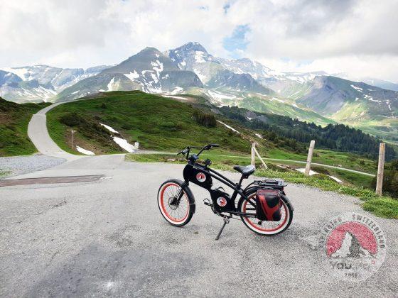 Passhöhe Grosse Scheidegg