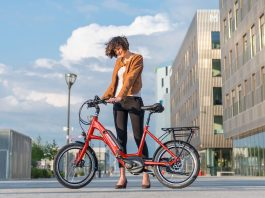 Velo de Ville 2019 Kompakt e-Bike