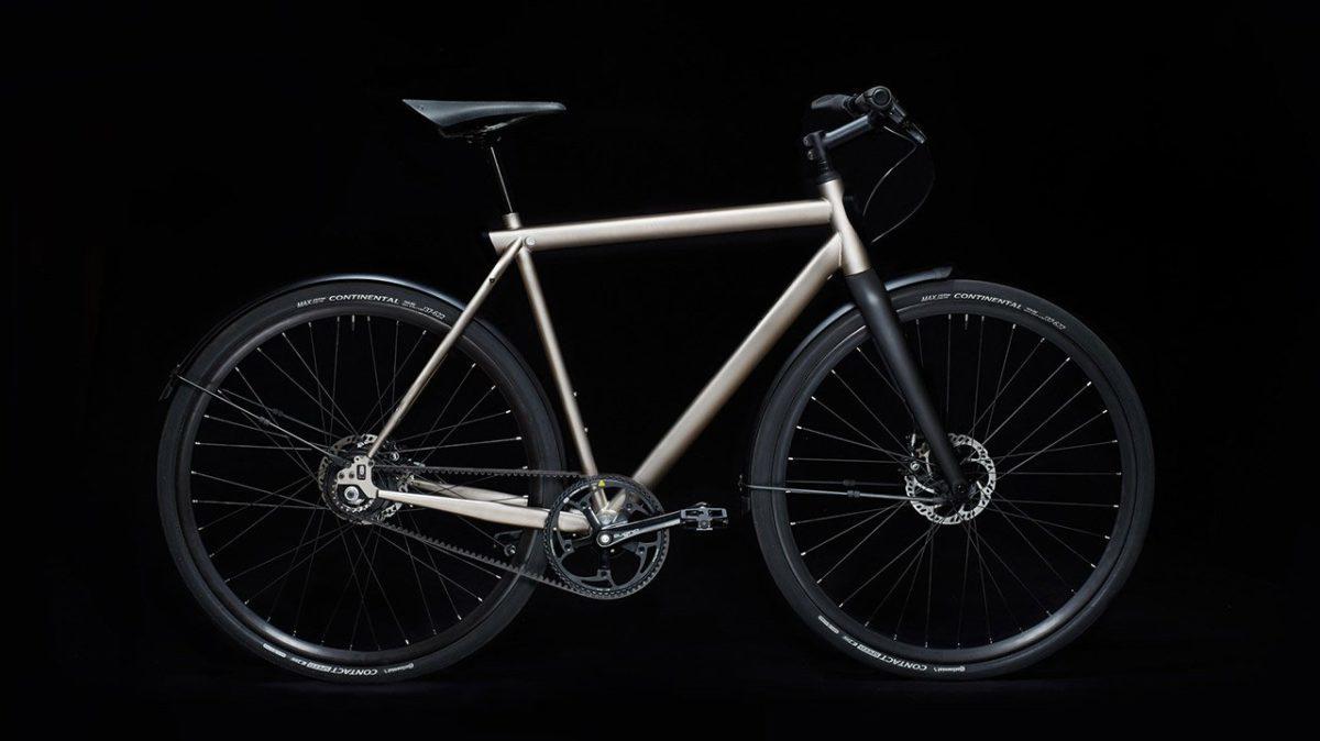 GEOS Urban e-Bike unter den e-Bike Neuheiten 2019