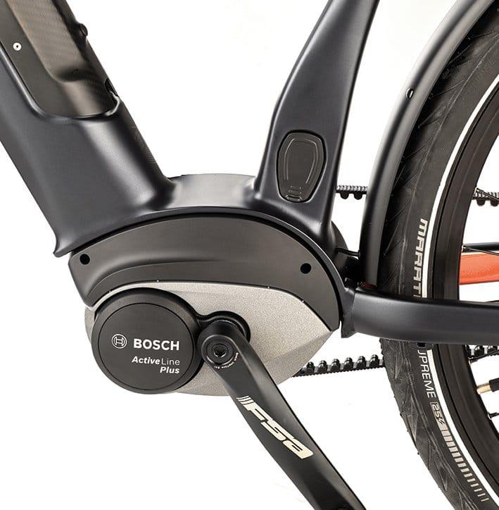 ROSE Bikes integriert Bosch Motor und Akku im XTRA WATT EVO