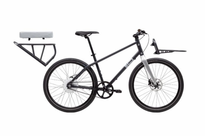 modular e bike von ahooga mit energie r ckgewinnung. Black Bedroom Furniture Sets. Home Design Ideas