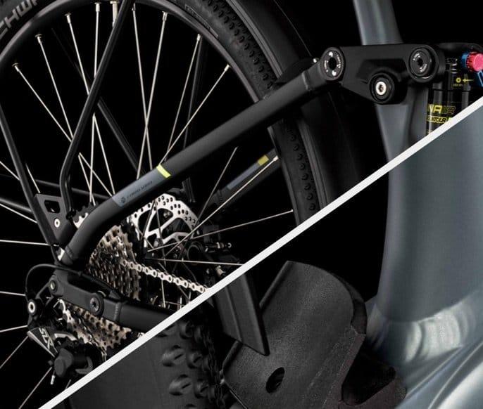 Bergamont Trekking e-Bikes 2019 Aufbau