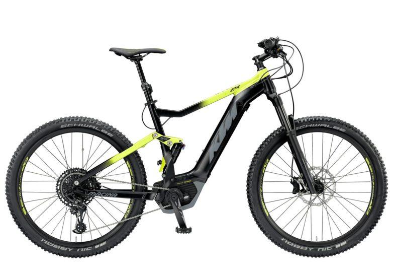 799414138_MACINA LYCAN 274 M-48_black matt (toxicyellow+grey)_329 KTM e-Bikes 2019