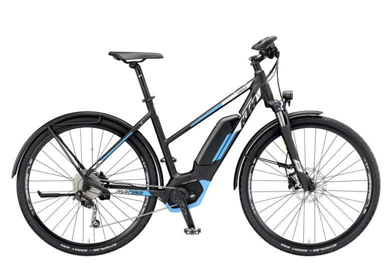799443211_MACINA CROSS 9 CX5 LFC DA M-51_black matt (white+azzuro)_116 KTM e-Bikes 2019
