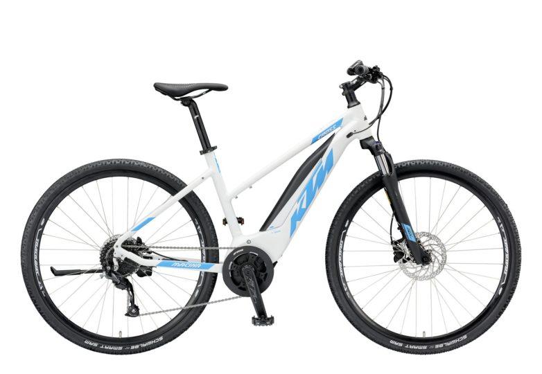799444106_MACINA CROSS 9 A+5 HE S-46_white matt (azzuro)_244 KTM e-Bikes 2019