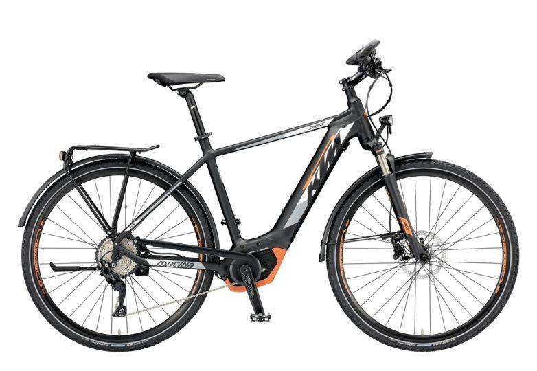 799453111_MACINA SPORT 10 CX5 PT HE M-51_black matt (white+orange)_119 KTM e-Bikes 2019
