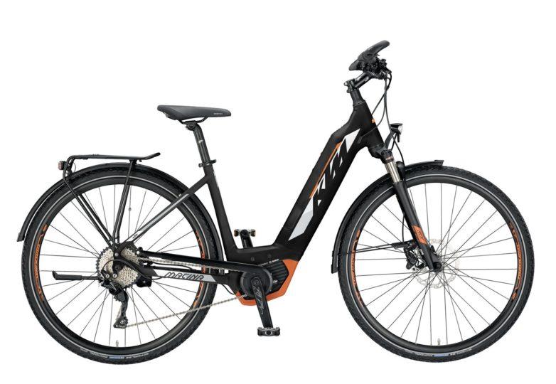 799453506_MACINA SPORT 10 CX5 PT US S-46_black matt (white+orange)_341 KTM e-Bikes 2019