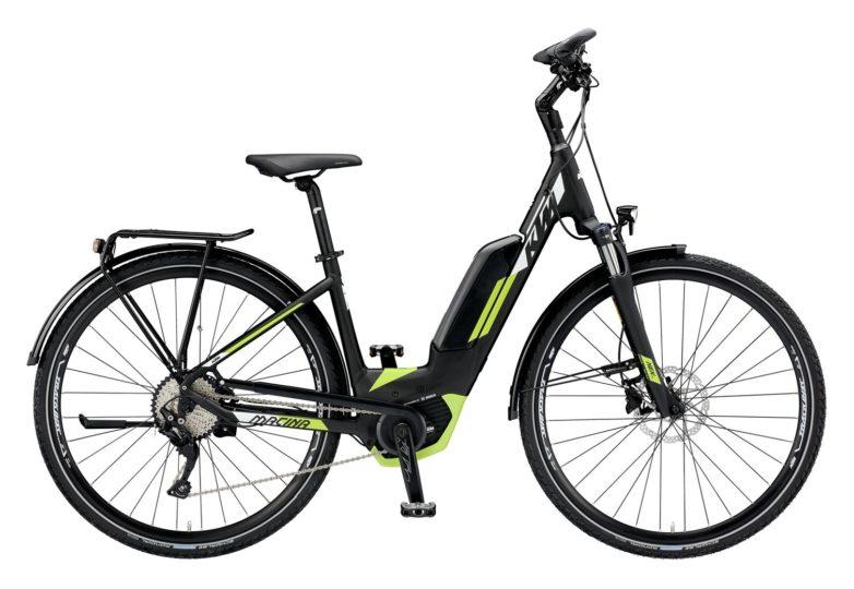 799454503_MACINA SPORT 10 CX5 US XS-43_black matt (white+green)_172 KTM e-Bikes 2019