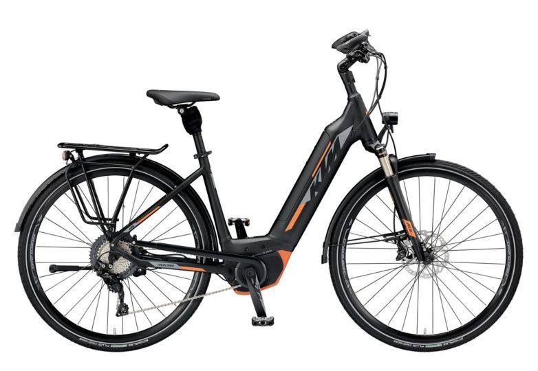 799461506_MACINA STYLE XT 11 CX5 US S-46_black matt (grey+orange)_175 KTM e-Bikes 2019
