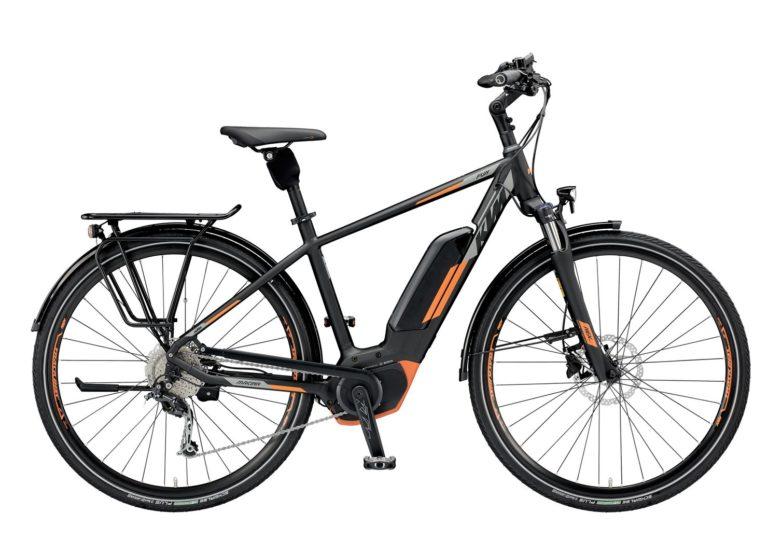 799464106_MACINA FUN 9 CX5 HE S-46_black matt (grey+orange)_347 KTM e-Bikes 2019