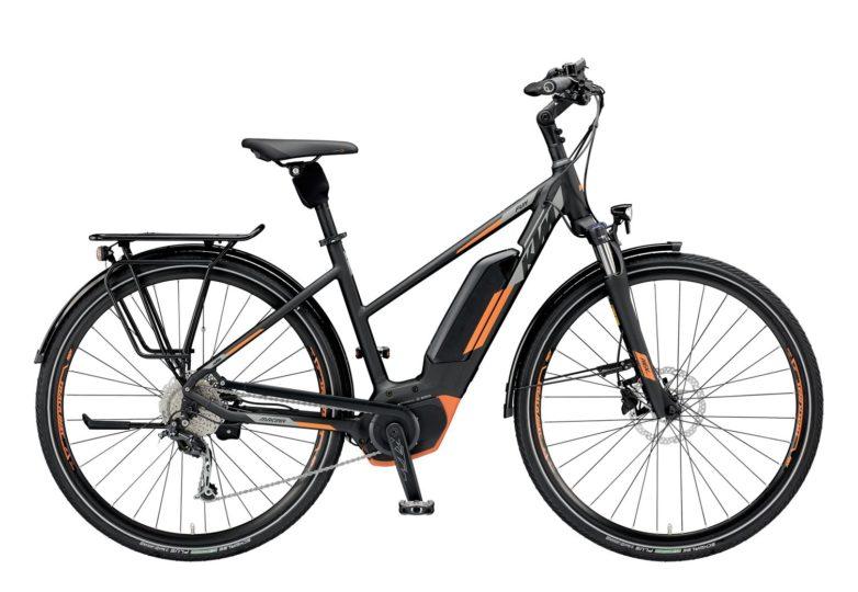 799464206_MACINA FUN 9 CX5 DA S-46_black matt (grey+orange)_180 KTM e-Bikes 2019