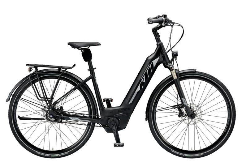 799472506_MACINA CITY 5 US S-46_black matt (grey+orange)_184 KTM e-Bikes 2019