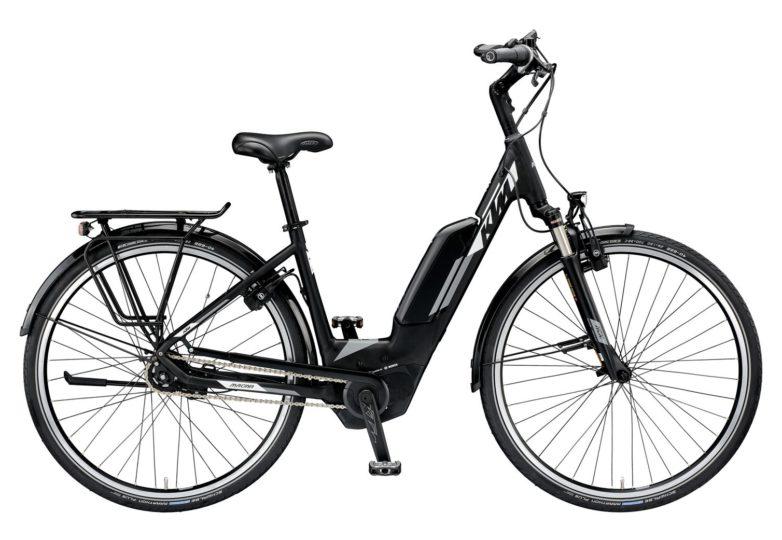 799473506_MACINA CITY 5 XL US S-46_black matt (white+grey)_185 KTM e-Bikes 2019