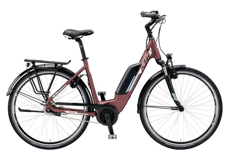 799479511_MACINA CENTRAL 7 A+4 US M-51_bordeaux matt (white+mint)_321 KTM e-Bikes 2019