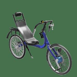 commuter-e-bike von Kervelo
