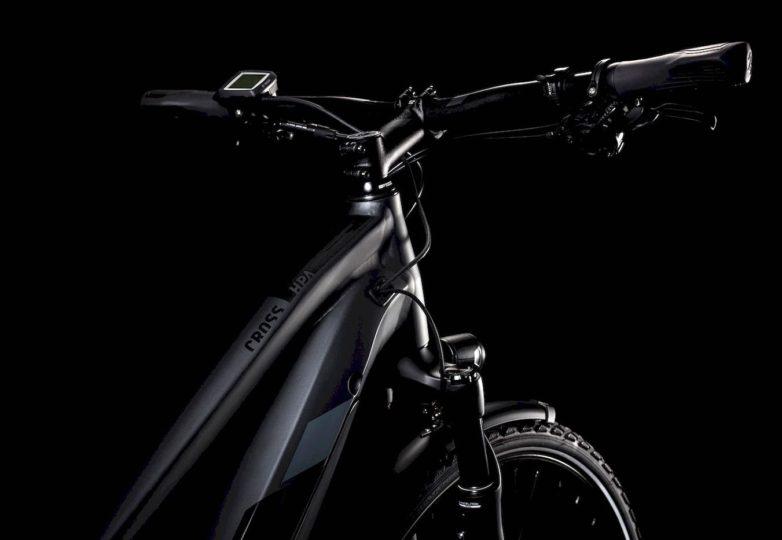 230400Z_D_2 Cross Hybrid SL 500 Allroad iridium´n´black 2019 Cube e-Bike 2019 Top