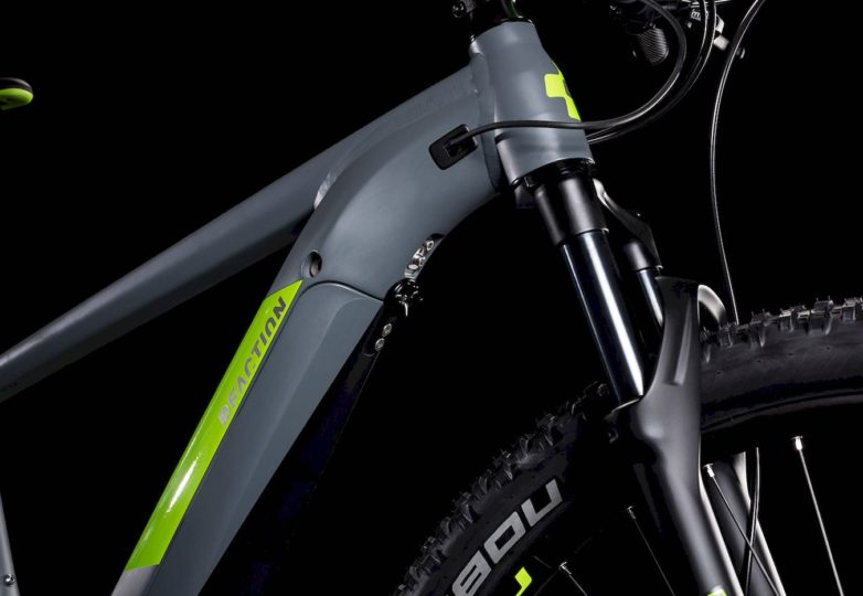 234181_D_2 Reaction Hybrid EAGLE 500 grey´n´green 2019 Cube e-Bike 2019 Top