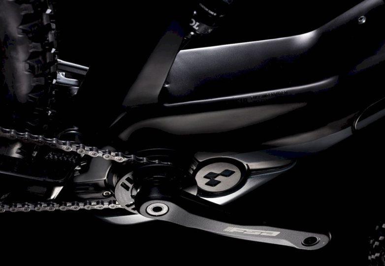 Antrieb Stereo Hybrid 120 HPC SL 500 black´n´grey 2019