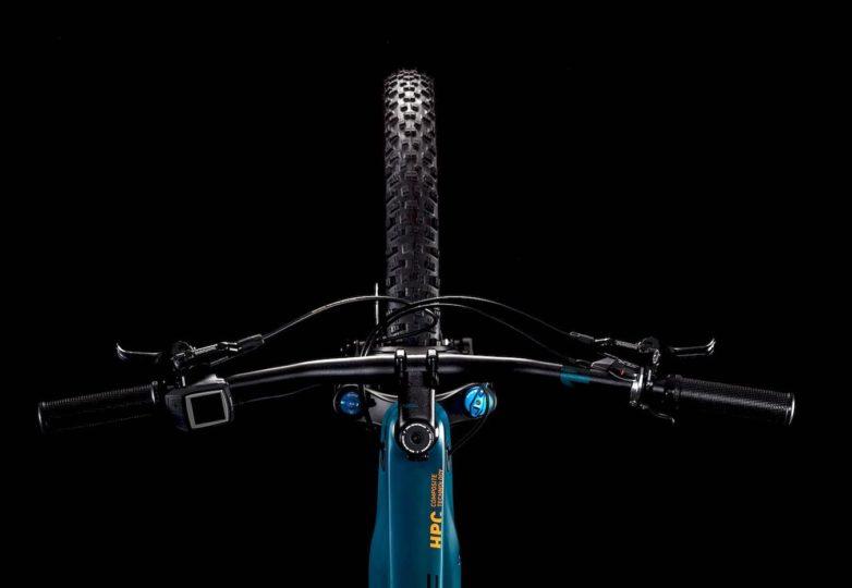235260_D_1 Stereo Hybrid 120 HPC SL 500 pinetree´n´orange 2019 Cube e-Bike 2019 Top