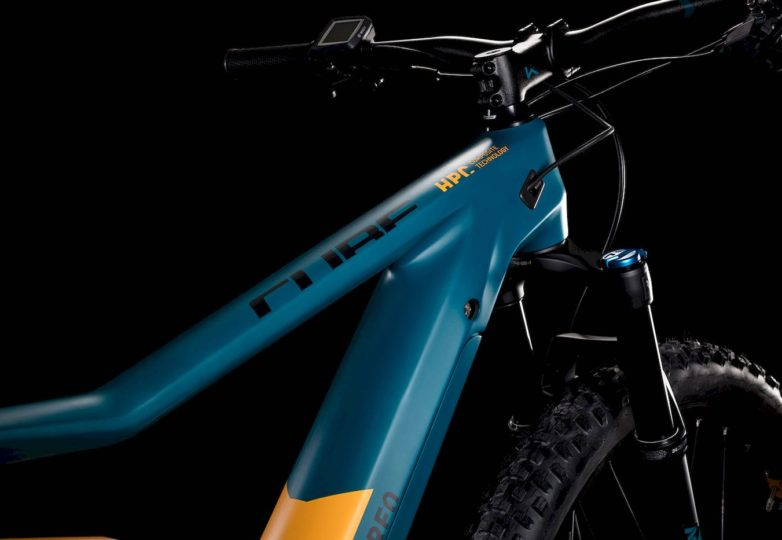 235260_D_5 Stereo Hybrid 120 HPC SL 500 pinetree´n´orange 2019 Cube e-Bike 2019 Top
