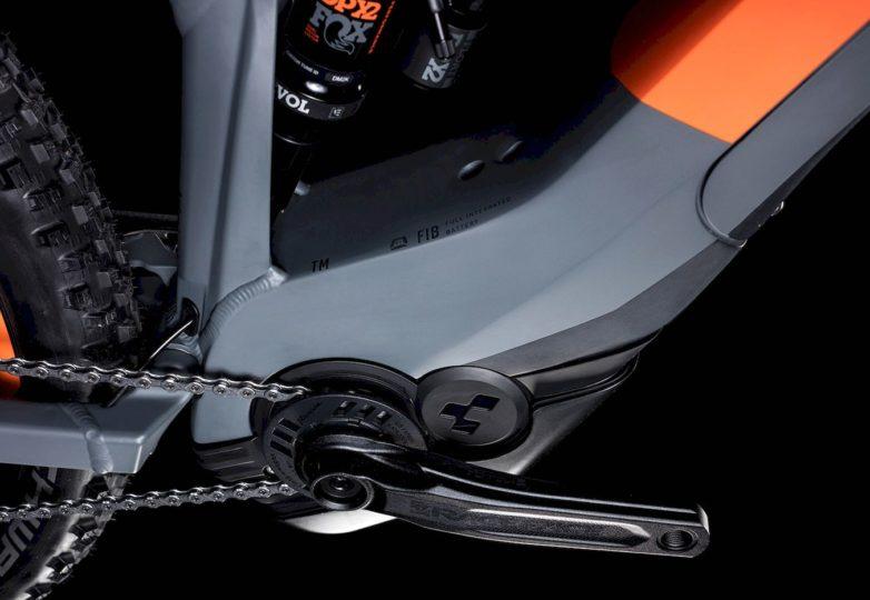Antrieb Stereo Hybrid 140 TM 500 KIOX 27.5 grey´n´orange 2019