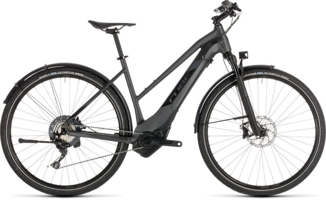 Cross Hybrod SL Allroad Cube e-Bike 2019 Top