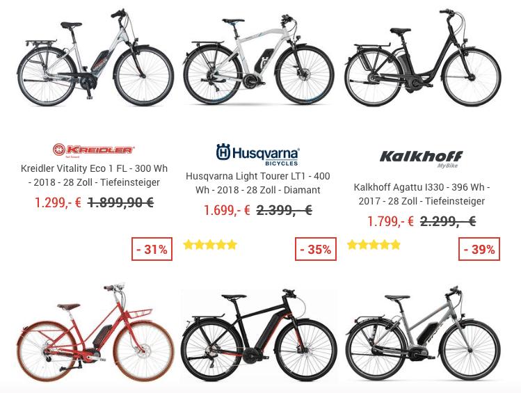 erstklassig Kundschaft zuerst Luxus kaufen Cyber Monday: Alle E-Bike Angebote - letzter Tag! - ebike ...