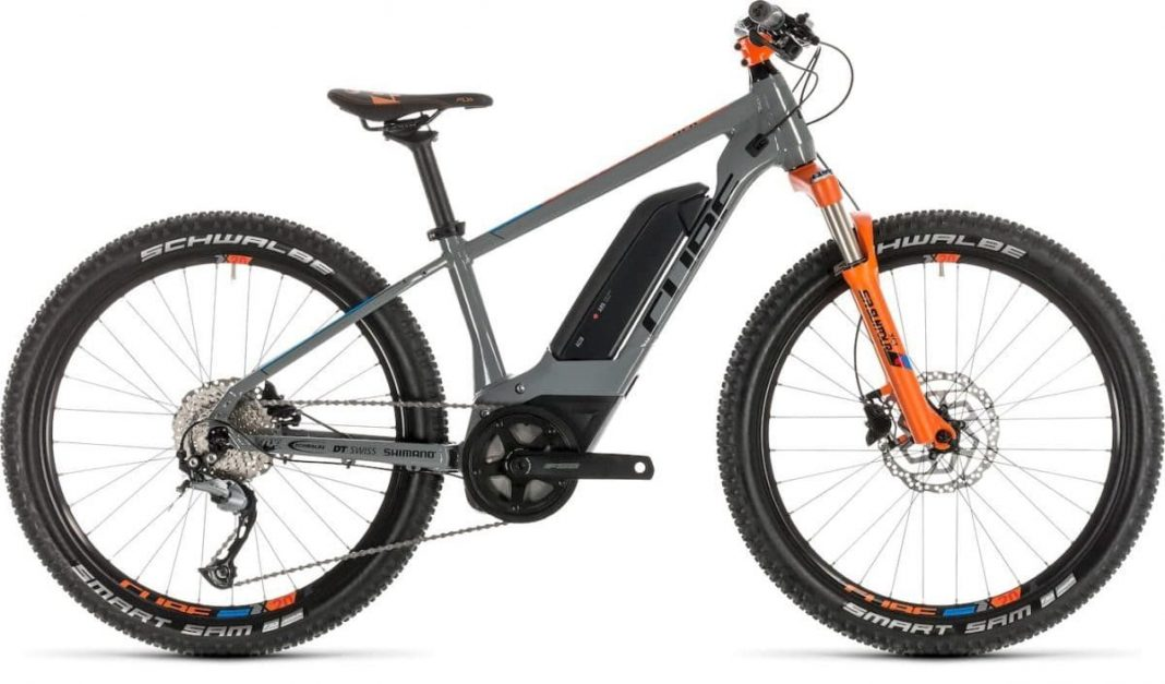Kids Acid 240 Hybrid Youth 230050_light_zoom Cube e-Bike 2019 Top