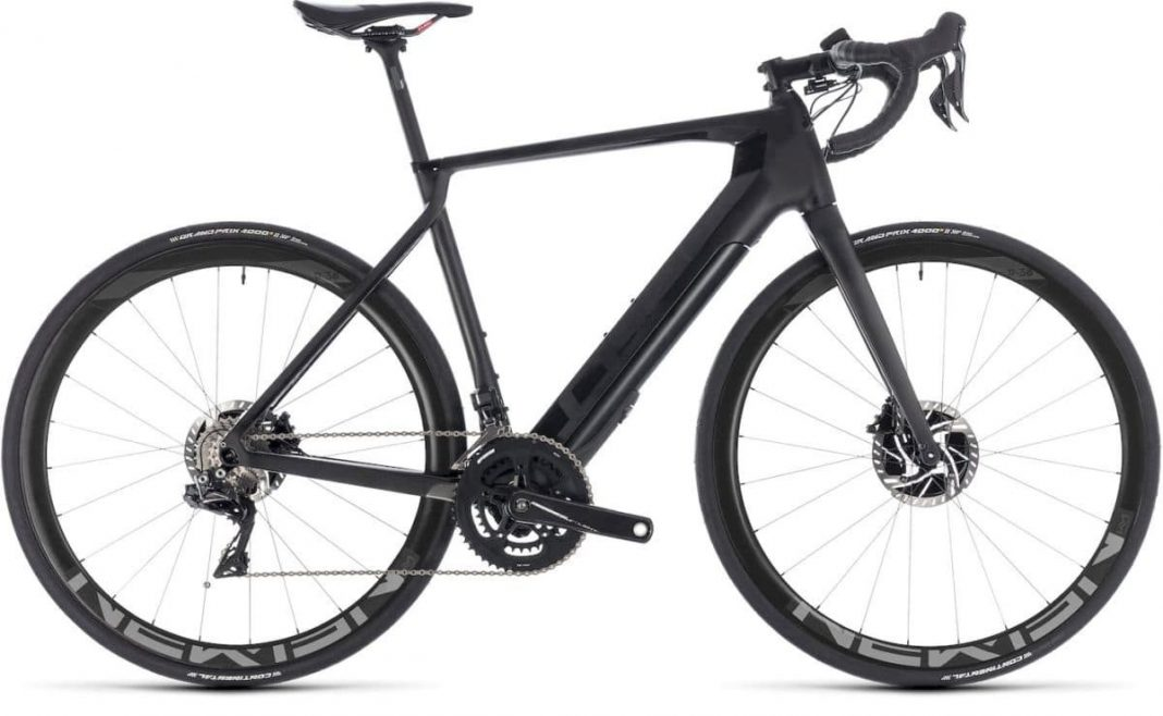 Road Race Agree Hybrid C.62 SLT Cube e-Bike 2019 Top