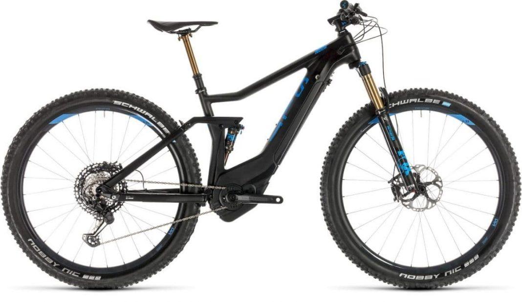 Stereo Hybrid 120 HPC SLT 500 zeroblack 2019 235400_light_zoom Cube e Bikes 2019