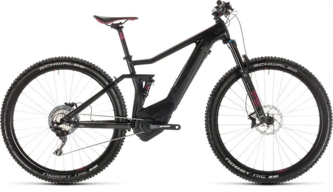 Sting Hybrid 120 HPC SL 500 KIOX carbon´n´berry 2019 Cube e-Bike 2019 Top