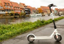 e-scooter sharing bamberg