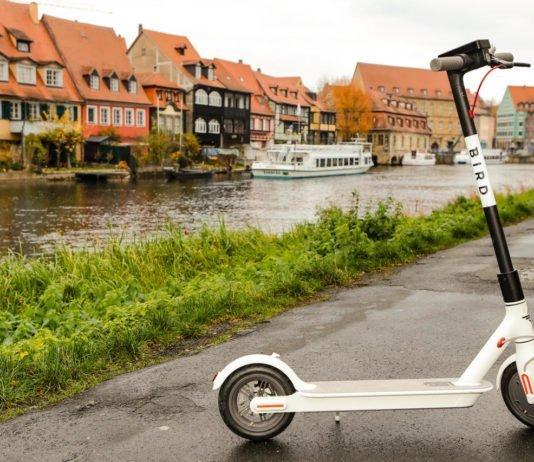 e-scooter sharing bamberg