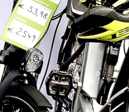 e-bike finanzieren