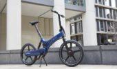 Gocycle GX in blau - eBikeNews
