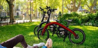 E-Bike General Motors Ariv
